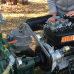 Pompa do odwiertu studni