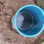 Samowpływ wody ze studni