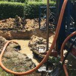 Odwiert studni Ostrzeszów